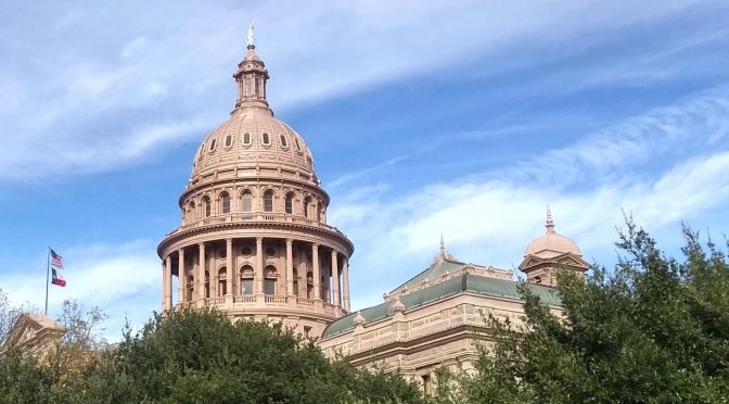 The 86th Texas Legislature convenes today at 12pm!