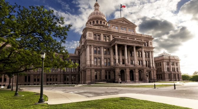 Texas: More than 60 marijuana related bills introduced!