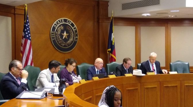 Texas Medical Marijuana Hearing Recap