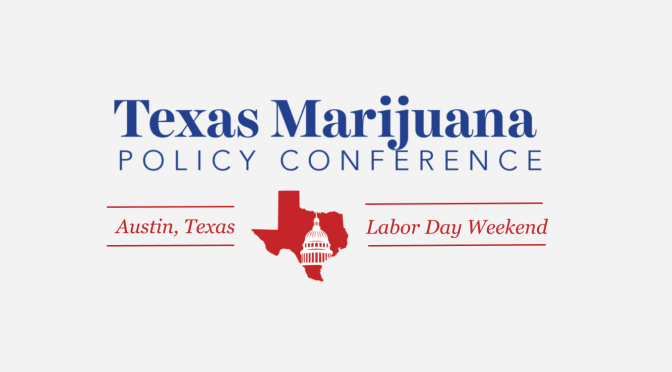 Interested in the Texas cannabis industry? Join us over Labor Day weekend!
