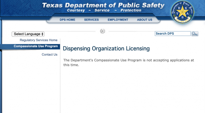 Developing News: DPS abruptly suspends the T.CUP application process!