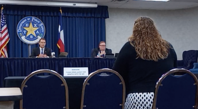 TxMJPolicy Advocates: Texas Compassionate Use Program should be accessible and transparent