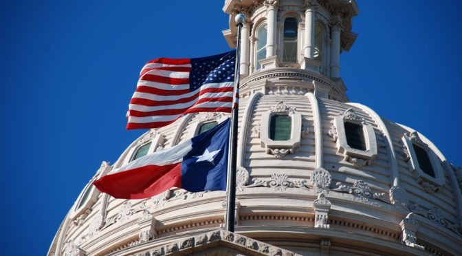 Texas: Marijuana bills can be filed one year from today!
