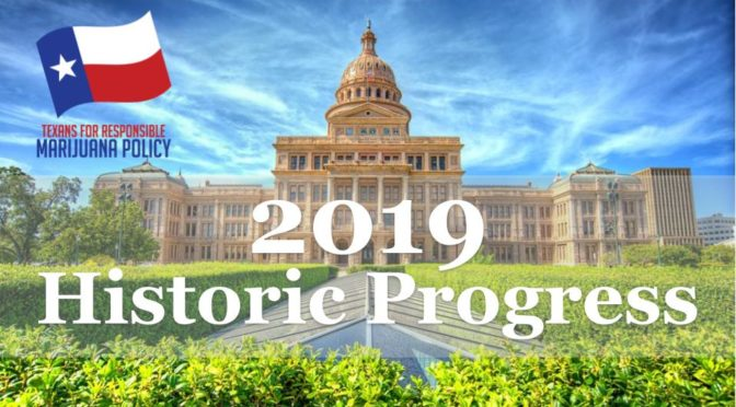 HISTORIC: Thanks to you, 2019 was a great year for Texas!
