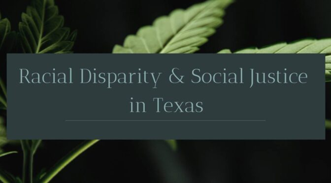 Racial Disparity and Social Justice in Texas | Online Event