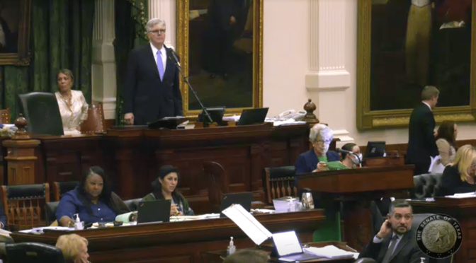 Texas: HB 2593 – Penalty Reduction for Cannabis Concentrates