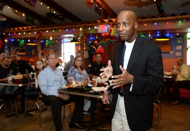 Rep. James White (R) Photo taken Thursday, July 17, 2014 Guiseppe Barranco/@spotnewsshooter Photo: Guiseppe Barranco, Photo Editor