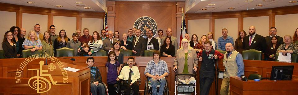Texas Patient Lobby Day – Wednesday, March 25th