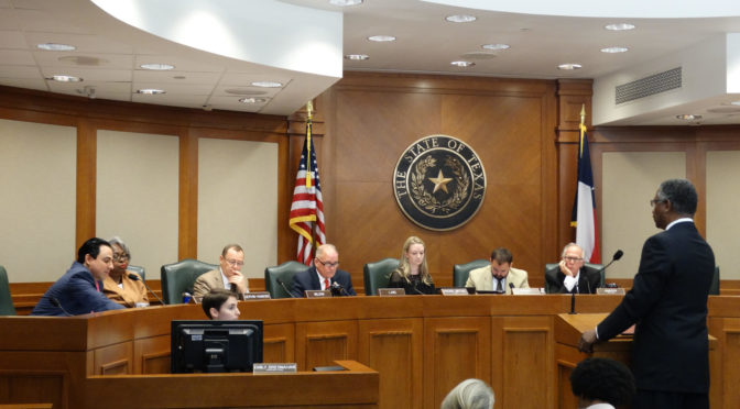 WATCH LIVE: Texas House Committee Discussing Marijuana Policies
