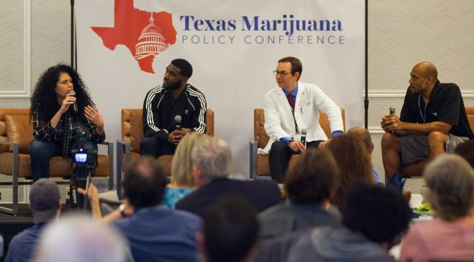 The Texas Marijuana Policy Conference was outstanding!