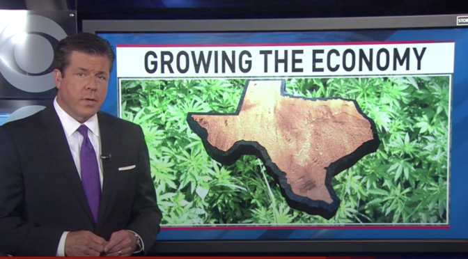 Could Legal Marijuana Benefit the Texas Economy?