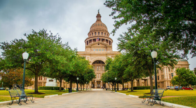 Texas: It's cannabis week at the Capitol!